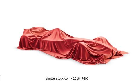 Presentation of the car. Racecar