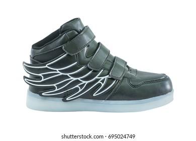 Presentation of new models of children's footwear