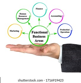 Presenting Five Functional Business Areas