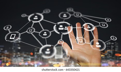Presenting wireless technologies . Mixed media