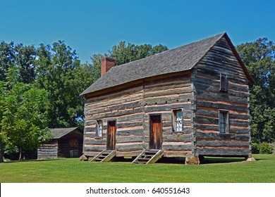 President James K Polk Birthplace, Pineville, North Carolina