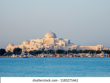 Presidential Palace, Abu Dhabi, United Arab Emirates