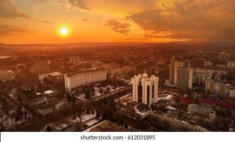 Presidential Palace, Chisinau, Republic of Moldova