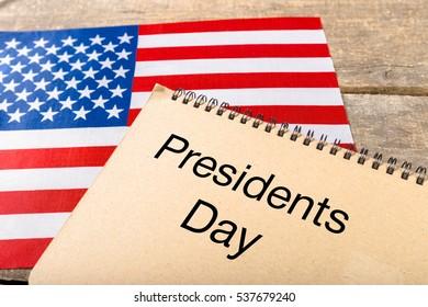 Presidents day USA