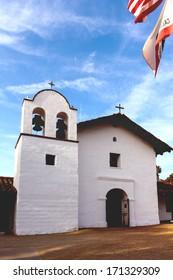 Presidio State Historic Park in Santa Barbara