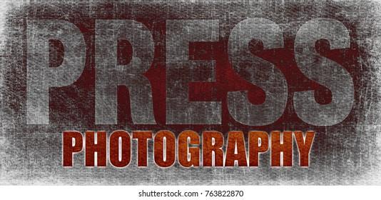 PRESS PHOTOGRAPHER ID CARD