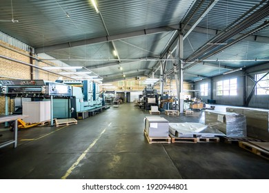 Press printing printshop Offset machine. Offset press is a printing machine designed to produce fine quality reproductions