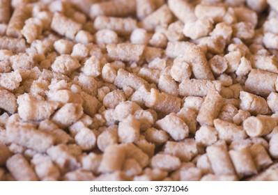 Pressed argan nuts