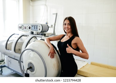 A pressure chamber is a device that saturates the body with a significant amount of oxygen. Hyperbaric oxygenation.