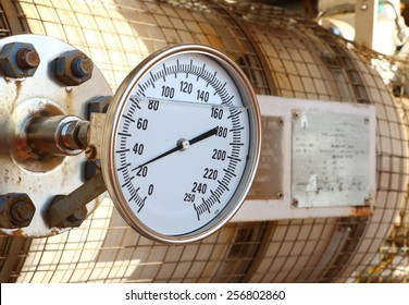 Atmospheric pressure images stock photos vectors shutterstock pressure gauge for measuring pressure in the system oil and gas process used pressure gauge altavistaventures Gallery