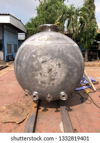 Pressure Vessel Fabrication