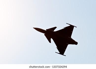Saab Jas 39 Gripen Fighter Jet Images, Stock Photos