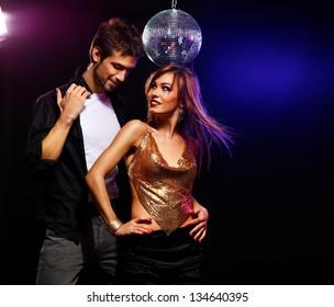 Junge Teenager tanzen Galerien — foto 12