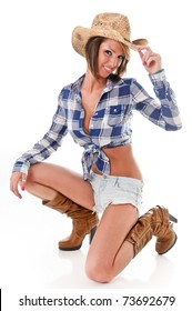 Pretty Cowgirl