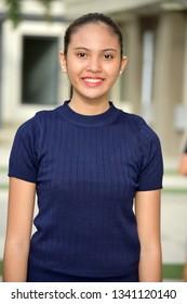 Pretty Filipina Female Portrait