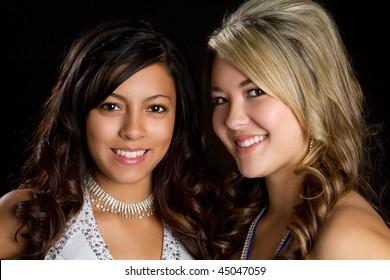 Pretty Friends