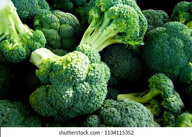 pretty photogenic broccoli