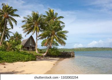 The pretty villages of Micronesia