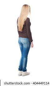 pretty woman backward
