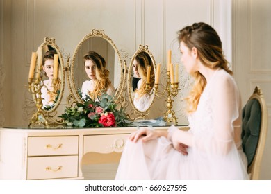 Bridal Mirror Images Stock Photos Vectors Shutterstock