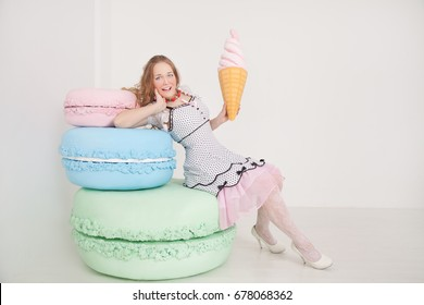Superb Chocolate Caramel Ice Cream Stock Photos Images Caraccident5 Cool Chair Designs And Ideas Caraccident5Info