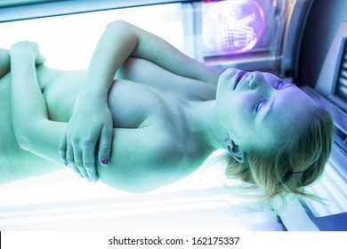 Really. nude tanning bed woman valuable