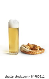 Pretzel and a Koelsch