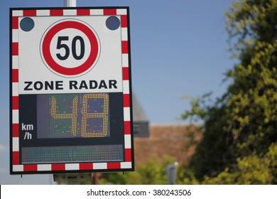 Prevention radar