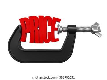 Price in Clamp