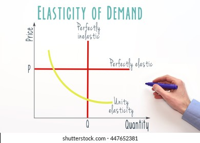Law Of Demand And Elasticity Of Demand Types Of Demand Elasticity