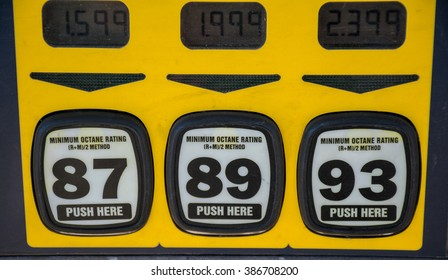 The Price of Oil and Gas is Low now but Rising. Will Mad Max Apocalypse Come sooner then Expected. 87 Octane. 89 Octane . 93 Octane.