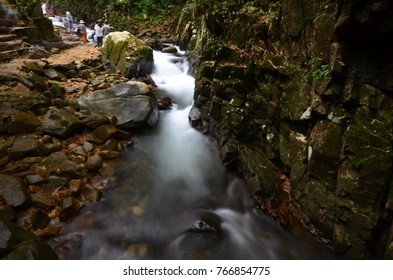 Pril's waterfall in Thailand