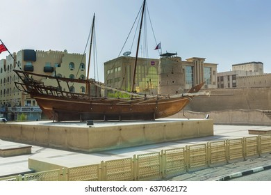 primary nautical transport for centuries in Arabian waters