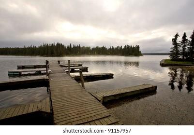 Prince Albert National Park Canada
