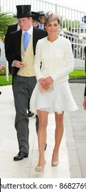 Prince Harry and Catherine, Duchess of Cambridge attending The Epsom Derby Meeting at Epsom Downs Racecourse in Surrey. 4th June 2011.  05/06/2011  Picture by: Simon Burchell / Featureflash