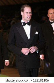 Prince William, Duke of Cambridge arriving for The hobbit Premiere, Odeon Leicester Square, London. 12/12/2012 Picture by: Alexandra Glen