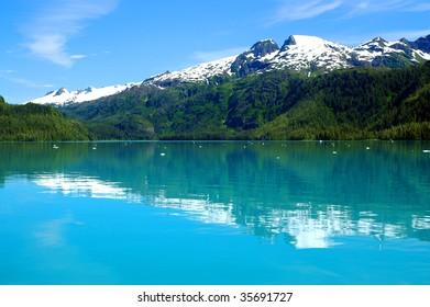 Prince William Sound, Alaska, America