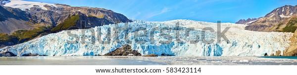 Prince William Sound, glacier, Alaska, USA