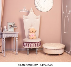 Princess room interior