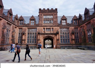 PRINCETON, NJ -10 MARCH 2016- Princeton University, a private Ivy League research university in New Jersey, has been ranked the number one undergraduate college by US News & World Report in 2014.