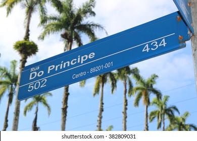 Principe St. Joinville SC Brazil