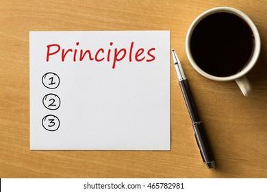 Grundlegende Liste, Geschäftskonzept
