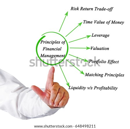 how the valuation principle is used by financial managers