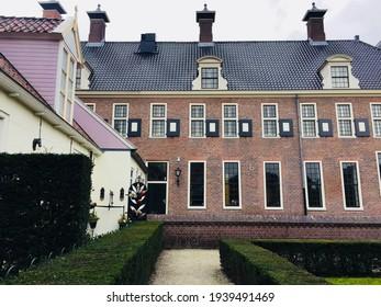 Prinsentuin Garden Groningen, The Netherlands