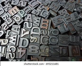 Printers blocks
