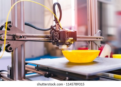 Printing 3D printer Object