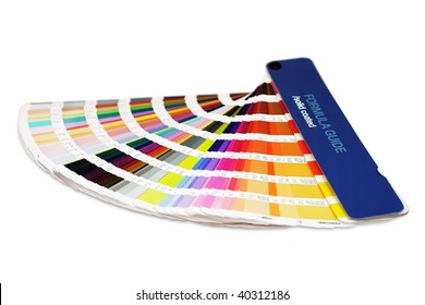 Printing color guide