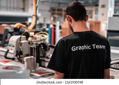 Printing facility. Working class heroes providing customers top quality editorial and commercial products. Worldwide shipping.