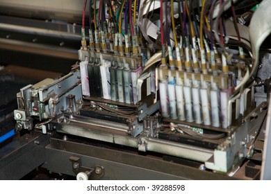 Printing house and versions of machines and devices