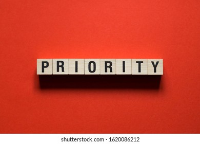 Priority word concept on cubes